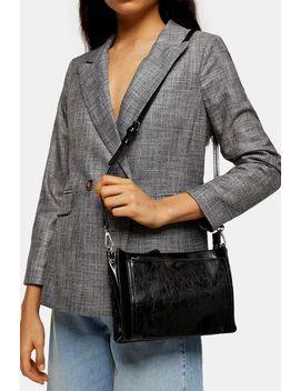 Detour Black Cross Body Bag by Topshop