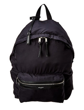 Saint Laurent Foldable City Backpack by Saint Laurent
