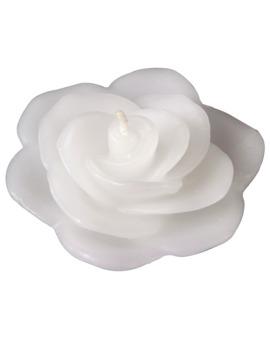 Ashland® Floating Rose Candle, Gardenia by Ashland