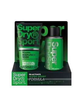 Superdry Sport Re:Active Body Duo by Superdry