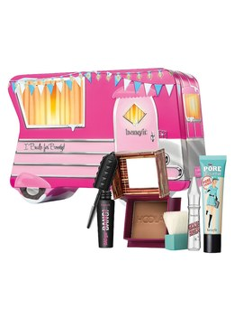 I Brake For Beauty! Make Upset Benefit Cosmetics Holiday 2019 by Benefit Cosmetics