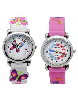 Constant Set Of 2 Watches728/9972 by Argos