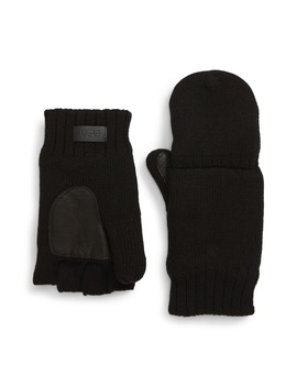 Knit Flip Mittens by Ugg