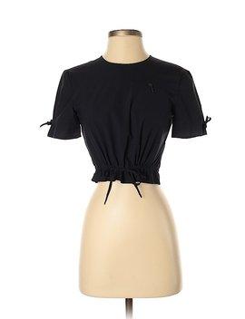 Short Sleeve Blouse by Miu Miu