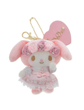 New Liz Lisa X My Melody Liz Melo Mascot Charm Kawaii #15 From Japan W/Tracking by Ebay Seller