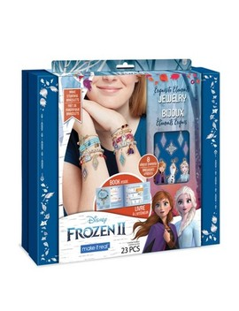 Disney Frozen 2 23pc Exquisite Elements Jewelry Kit by Disney