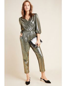 Dolan Left Coast Glimmer Jumpsuit by Dolan Left Coast