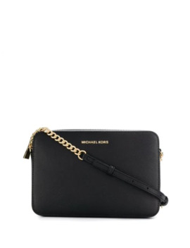 Textured Cross Body Bag by Michael Michael Kors