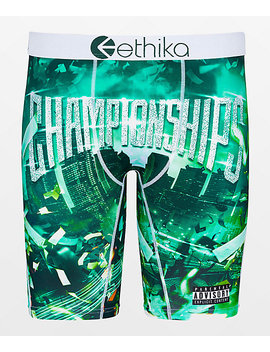 Ethika X Meek Mill Championships Boxer Briefs by Ethika