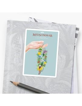 Midsommar Sticker by Quitecurly
