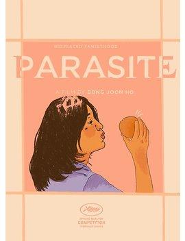 Parasite Poster   Bong Joon Ho Poster by Kiaragiddings