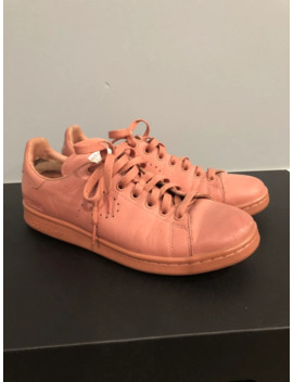 Raf Simons Stan Smith Pastel Pink / Ash Pink by Adidas  ×  Raf Simons  ×
