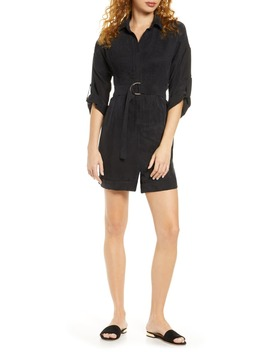 Marcia Belted Romper by Sancia