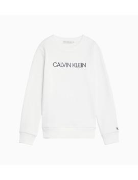 Unisex Logo Sweatshirt by Calvin Klein