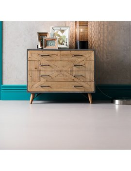 X Factory 5 Drawer Chest by Kare Design