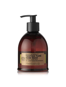 Spa Of The World™ Tahitian Tiaré Hand Wash by The Body Shop