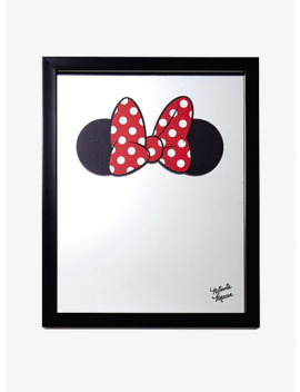Disney Minnie Mouse Ears Mirror by Box Lunch