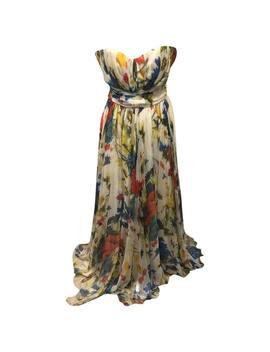 Silk Maxi Dress by Dolce & Gabbana