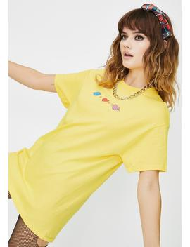 Planet Graphic Tee by Daisy Street