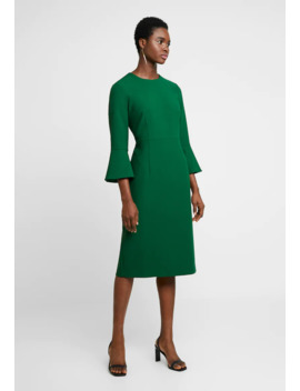 Trumpet Sleeve Dress   Shift Dress by Ivy & Oak