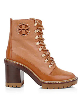 Miller Lug Sole Hiking Booties by Tory Burch