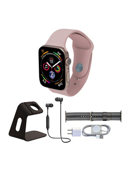 Apple Watch Series 5 Smartwatch Gps 44mm With Accessories by Qvc