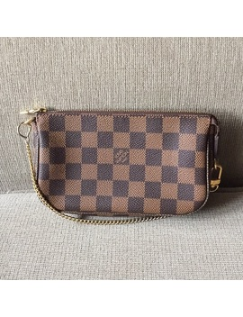 Louis Vuitton Damier Ebene Pochette by Louis Vuitton