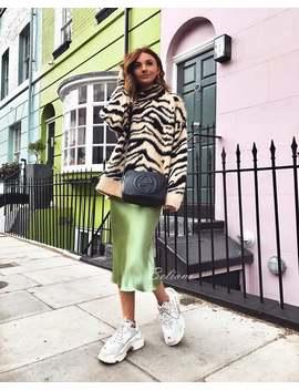 Slip Skirt Satin Silk Midi Slip Skirt In Green Olive Natural 100% Silk Slip Silk Satin Clothing Fall Look Outfit A Line Skirt Long Green by Etsy