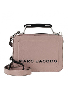The Box 20 Shoulder Bag Leather Beige by Marc Jacobs