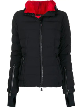 Front Zip Puffer Jacket by Moncler Grenoble
