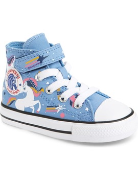 Chuck Taylor® All Star® 1 V Unicorn High Top Sneaker by Converse