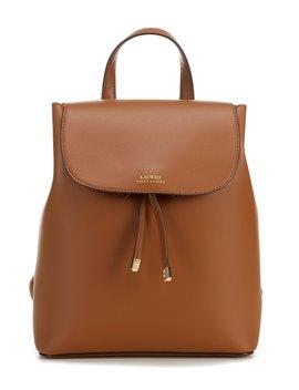 Flap Drawstring Backpack by Lauren Ralph Lauren
