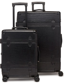 20 Inch & 28 Inch Trunk Rolling Luggage Set by Calpak