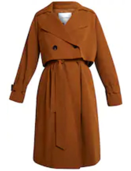 Two Pieces   Trenchcoats by Pedro Del Hierro