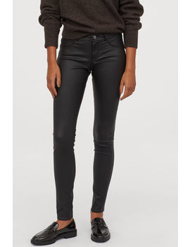 Jeggings Push Up Vita Bassa by H&M