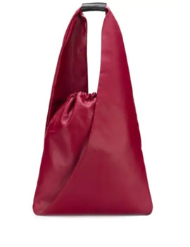 Satchel Tote Bag by Mm6 Maison Margiela