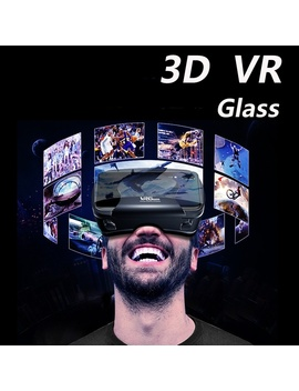 Virtual Reality 3 D Vr Glasses For 5 7 Inch Ios/Android Smartphone 3 D Vr Helmet Blu Ray Smart Gift by Wish