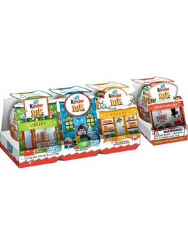 Kinder Joy Holiday Shoppes   2.8oz/4pk by Kinder