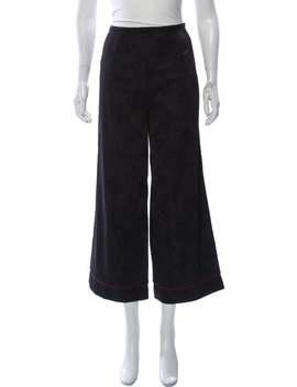Wide Leg Pants by Staud