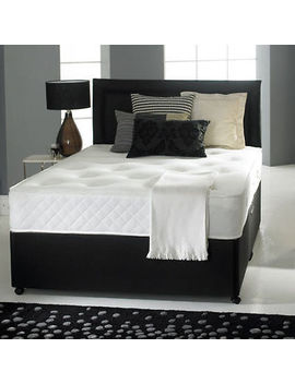 <Span><Span>Memory Foam Divan Bed Set With Mattress And Headboard 3 Ft 4 Ft6 Double 5 Ft King</Span></Span> by Ebay Seller