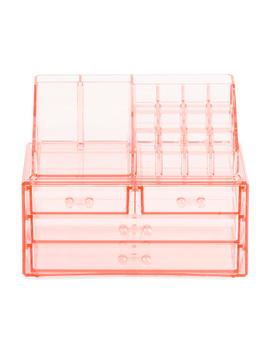 Acrylic Storage Organizer by Tj Maxx