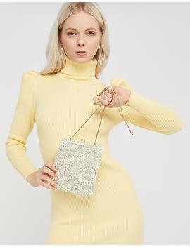 Ella Pearl Shoulder Bag by Accessorize