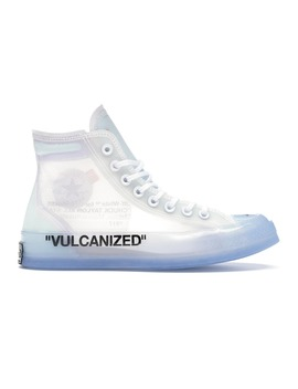 Converse Chuck Taylor All Star Vulcanized Hi  Off White by Stock X