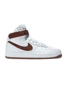 Air Force 1 High Retro Qs 'white Chocolate' by Brand Nike