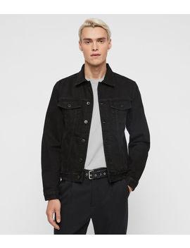 Blank Denim Jacket by Allsaints