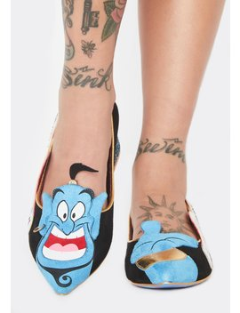 At Your Service Flats by Irregular Choice