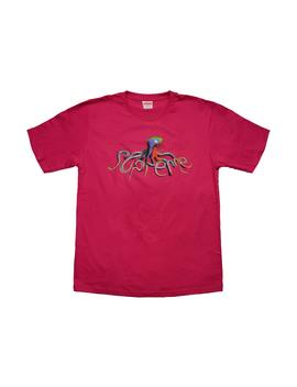 Supreme Tentacles Tee Hot Pink by Stock X