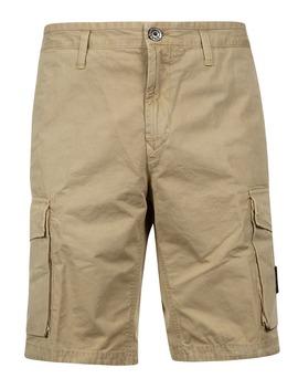 Stone Island Side Pocket Shorts by Stone Island