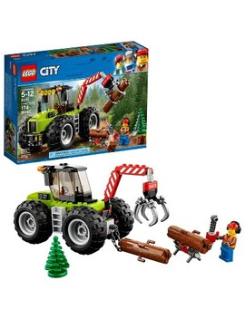 Lego City Great Vehicles Forest Tractor 60181 by Lego
