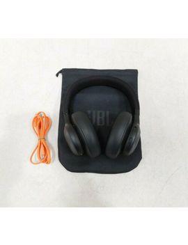 Jbl E65 Bt Wireless Over Ear Noise Cancelling Headphones   Black by Jbl